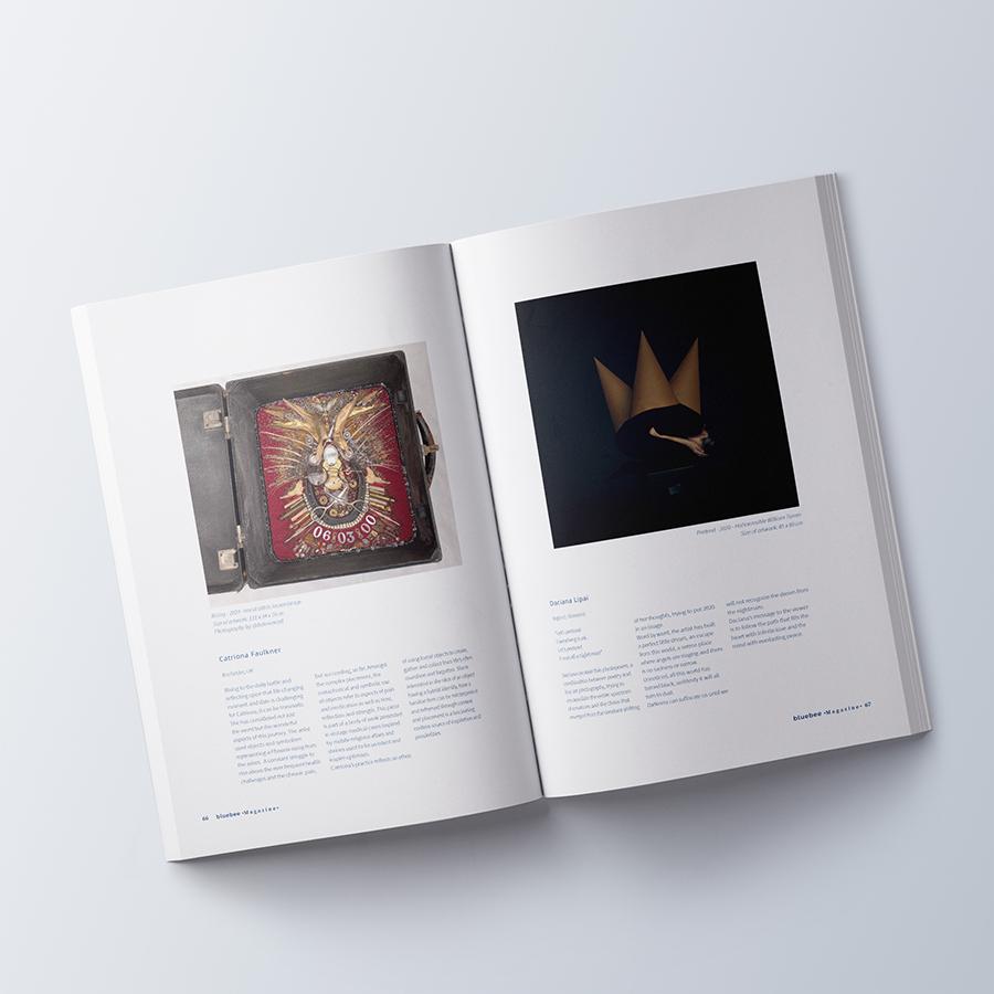 BlueeBee Magazine Featured Pretend