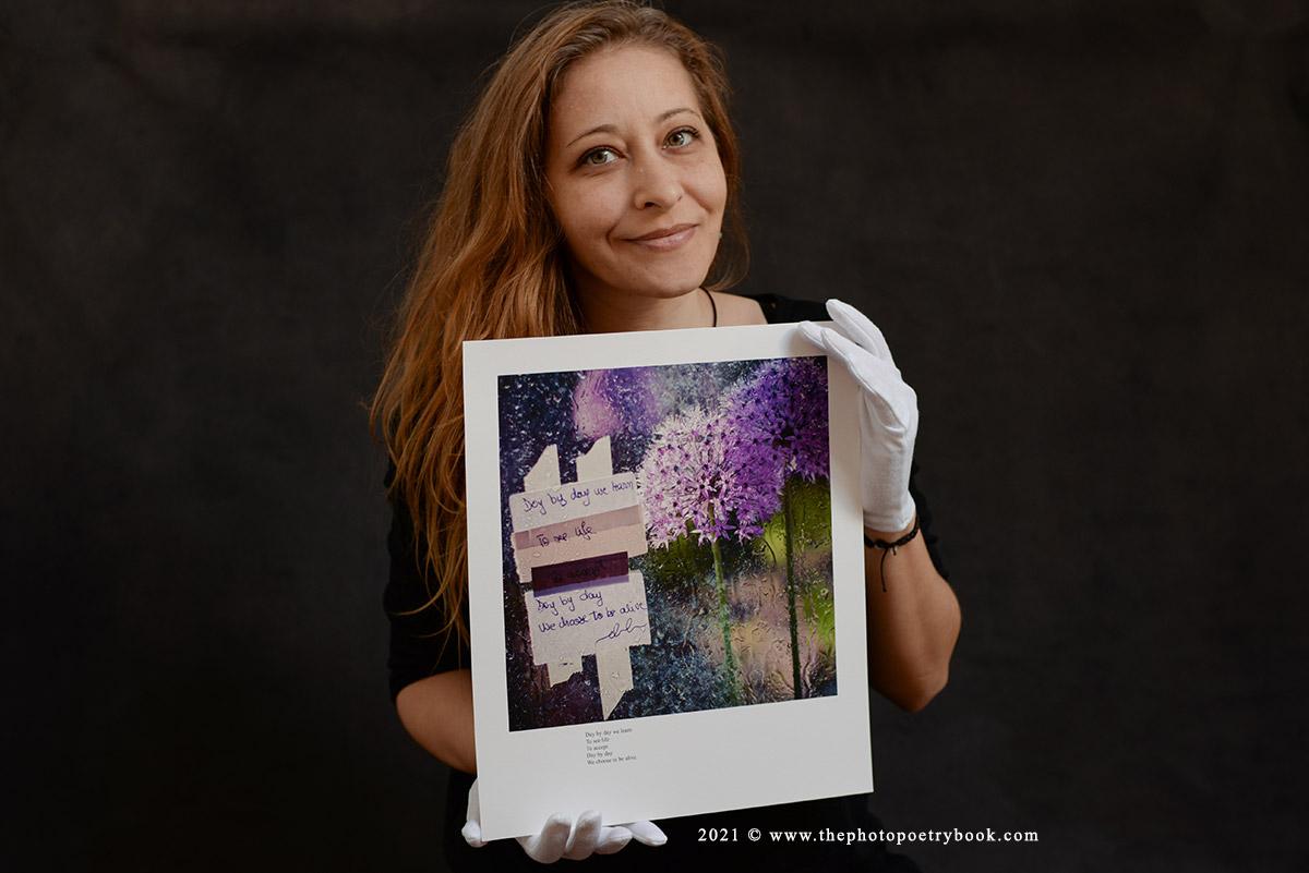 Daciana Lipai Photopoet Alive Print