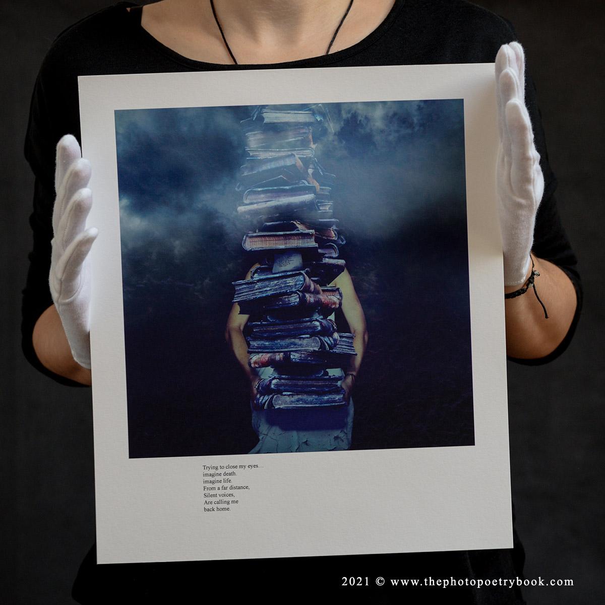 Daciana Lipai The Photopoet Back Home Print