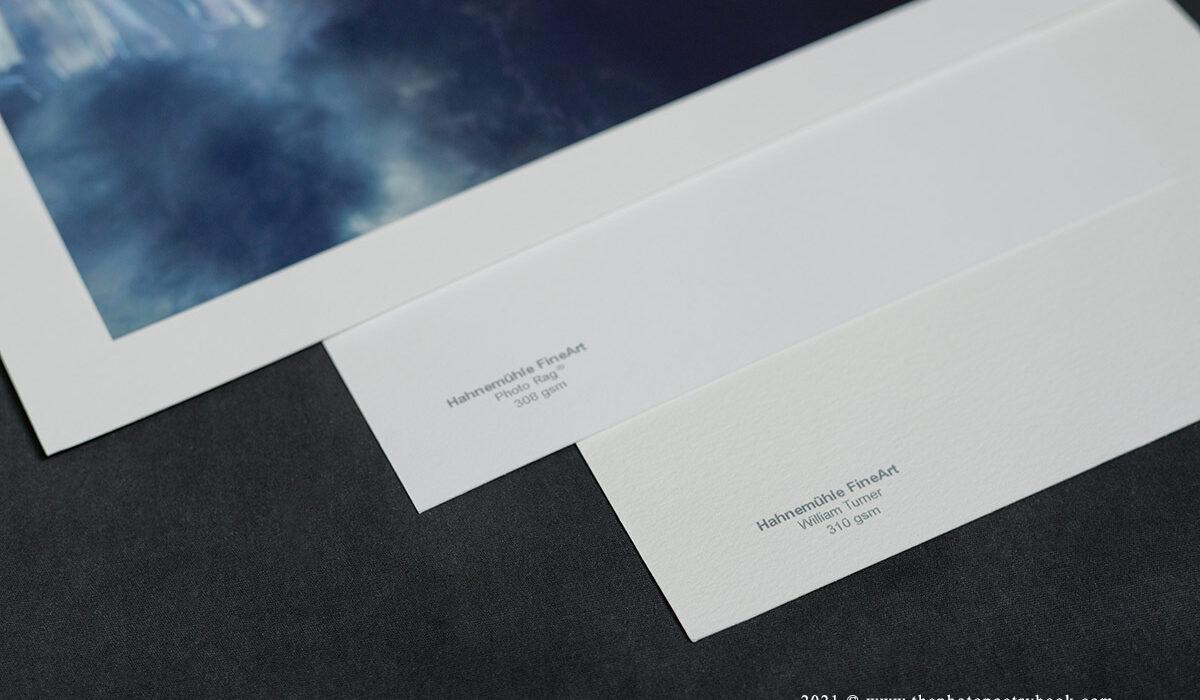 Hahnemühle Fine Art paper